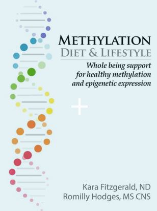 Methylation Diet and Lifestyle eBook