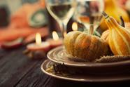 Pumpkin_on_fall_dinner_tableshutterstock_219277294