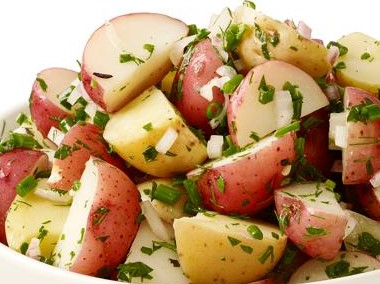 Vinegar_Potato_Salad